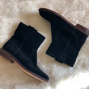 Shoes - Black Ankle Boots / Booties